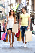 Shoppen Barcelona